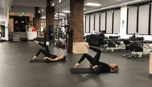 Watch Pilates-Based Mat Series with Foam Roller & Theraband
